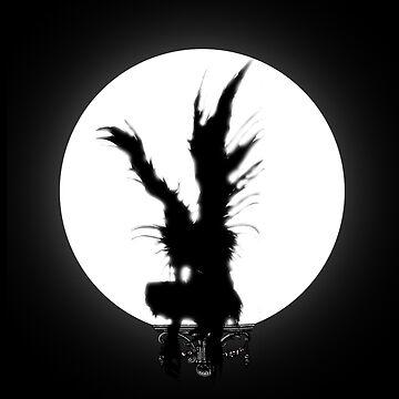 shinigami by OddFiction