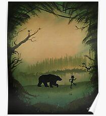 Das Dschungelbuch - von Rudyard Kipling Poster