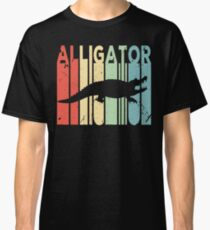 Alligator Vintage Retro Classic T-Shirt