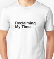 Reclaiming My Time Maxine Waters Unisex T-Shirt
