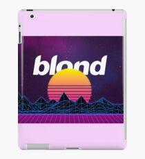 Frank Ocean - Blonde (Distorted) iPad Case/Skin