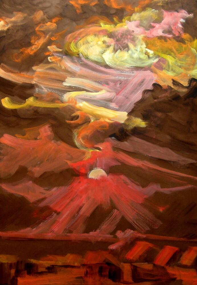 Landscape 111 by Nurhilal Harsa