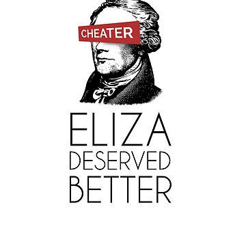 Eliza Deserved Better | Elizabeth Schuyler by hamilkids