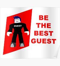 Roblox Best Guest Poster