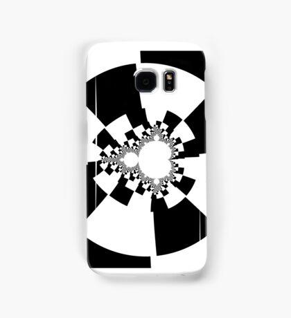 Untitled XXV - Black Samsung Galaxy Case/Skin