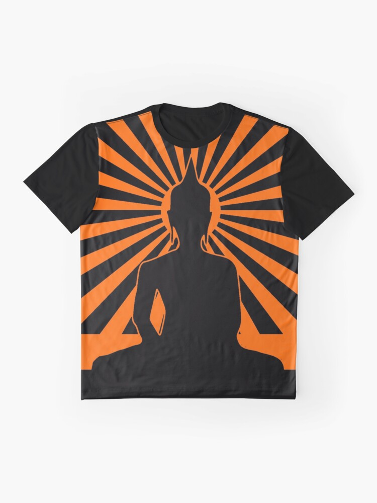 Alternate view of BUDDHISM Graphic T-Shirt