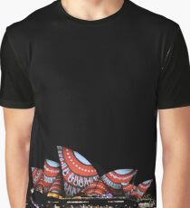 Vivid 2016 Opera House 23 Graphic T-Shirt
