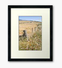 Rural Framed Print