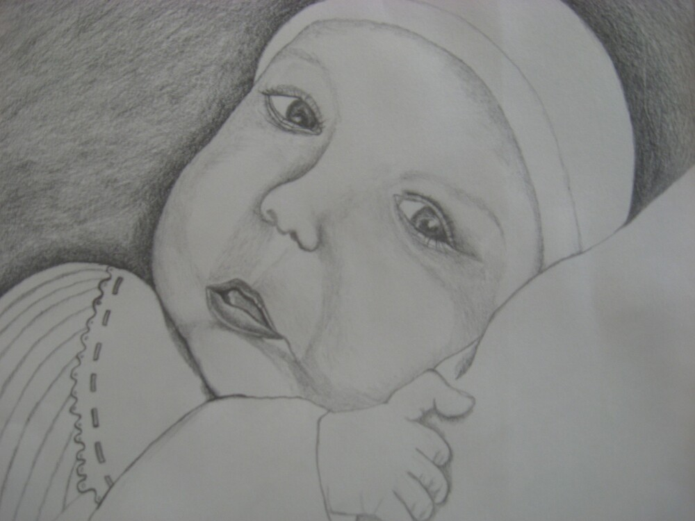 Baby Girl by Theodora