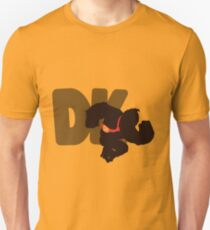 DK (Donkey Kong Version) - Sunset Shores Unisex T-Shirt