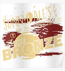 Sunnydale's The Bronze Poster