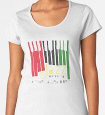 a tribe called quest - jazz Women's Premium T-Shirt