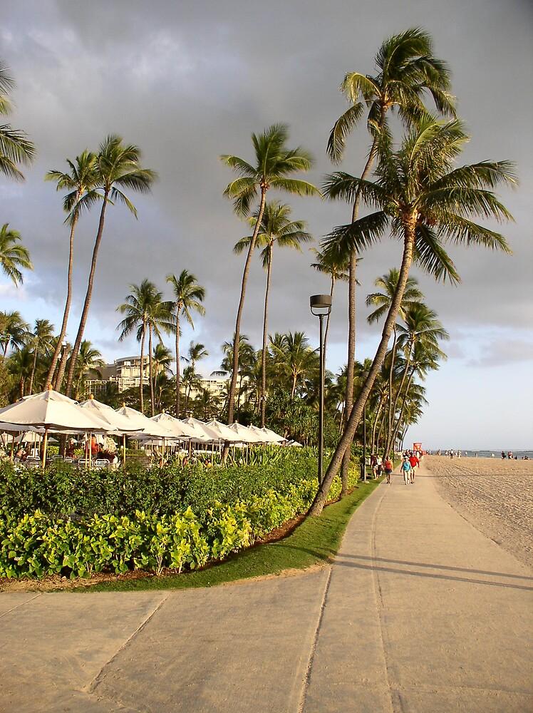 Seaside Boardwalk by Charlie54