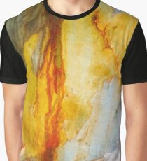 The Tree Bark Collection # 21 - The Magic Tree Graphic T-Shirt