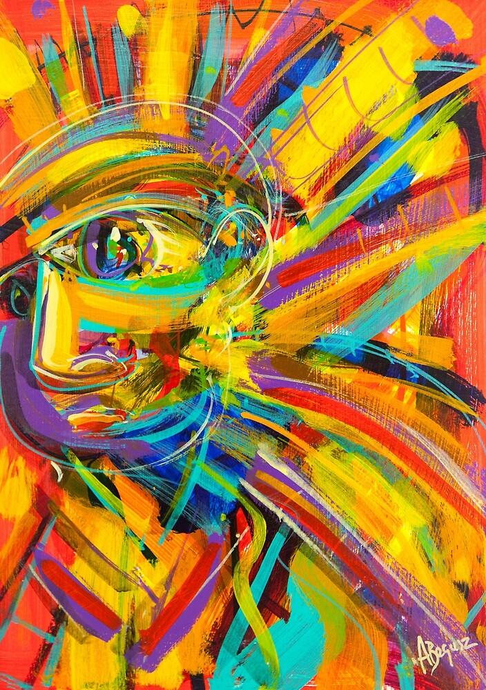 Gravity's Rainbow by Adam Bogusz