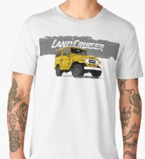 FJ40 land cruiser  Men's Premium T-Shirt