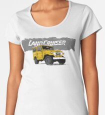 FJ40 land cruiser  Women's Premium T-Shirt