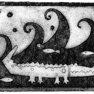 croc by patsymbush