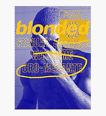 Frank Ocean - Wayhome - Blonded Photographic Print