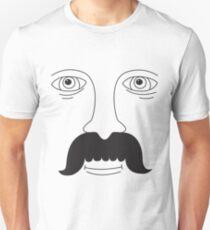 Moustache Man T-Shirt