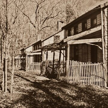 Upper Road, the Commons, Feltville Mill Village, Watchung Reservation (1844) by amberwayne52