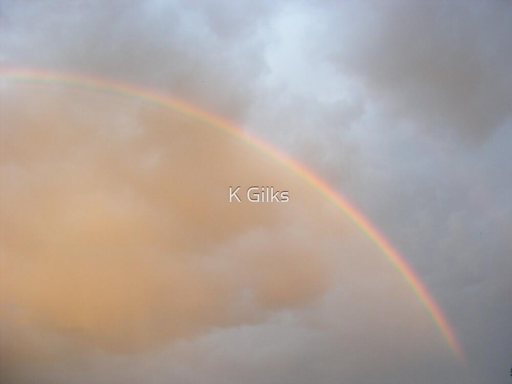Taste the Rainbow by K Gilks