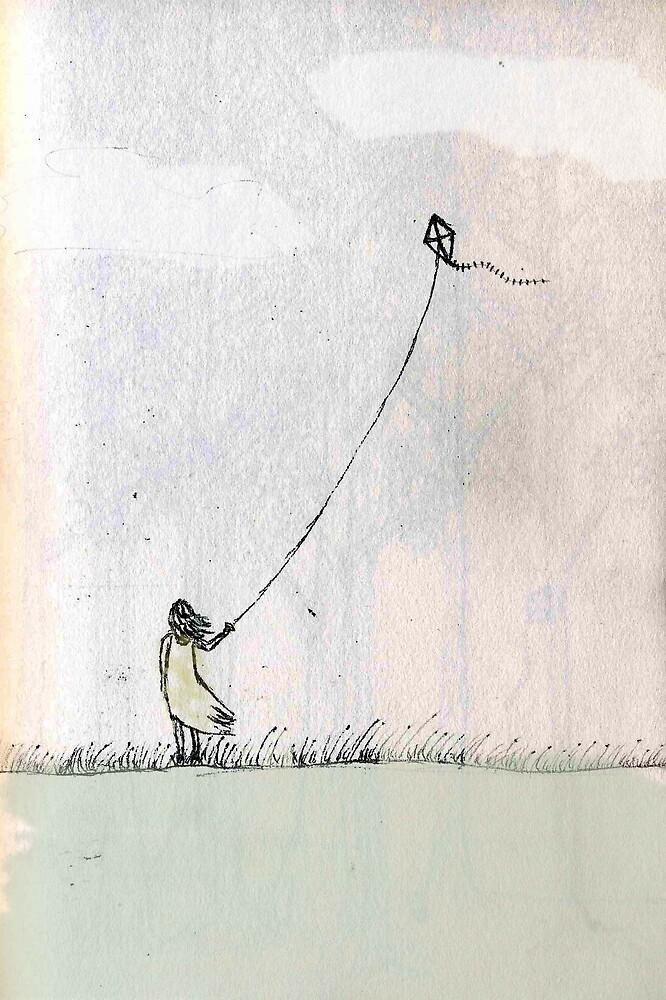 kite Flyer by Ameliashaw