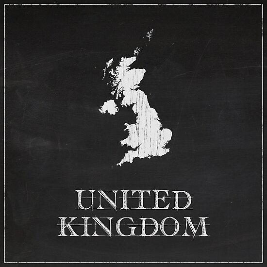 United Kingdom - Chalk by FinlayMcNevin