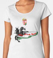 Hungarian Hussar Women's Premium T-Shirt