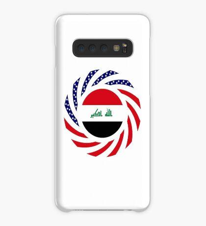 Iraqi American Multinational Patriot Flag Series Case/Skin for Samsung Galaxy