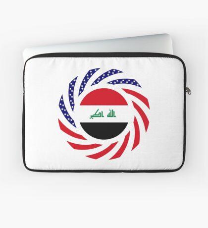 Iraqi American Multinational Patriot Flag Series Laptop Sleeve