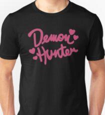 Demon Hunter PINK Unisex T-Shirt