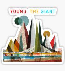 Jungle youth Sticker