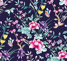 Chinoiserie by PINKLINEN