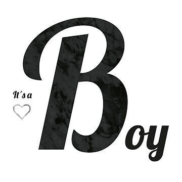 It´s a boy von froileinjuno