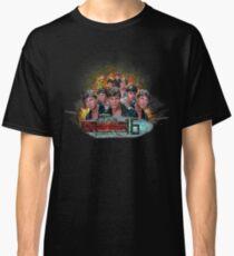 Jan Quadrant Vincent 16 (Rick & Morty) Classic T-Shirt
