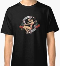 Camiseta clásica Bomba de cereza