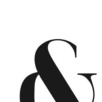 Ampersand von froileinjuno
