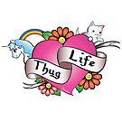 Thug Life by evilkidart