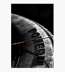Tyre Photographic Print