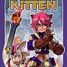 Blade Kitten: Bring it on by Steve Stamatiadis