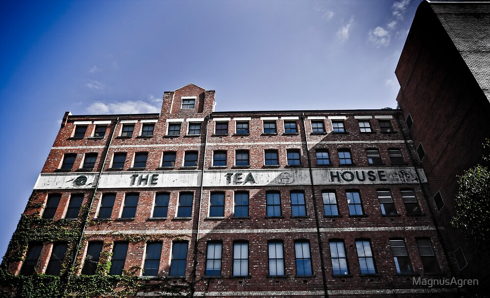 The Tea House by MagnusAgren