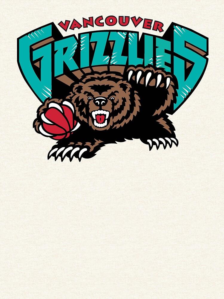 Logotipo de Vancouver Grizzlies de AlphabetStudios