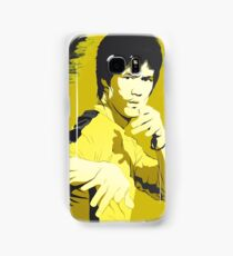 Bruce Lee Game of Death pose Samsung Galaxy Case/Skin