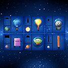 Aliens by vladstudio