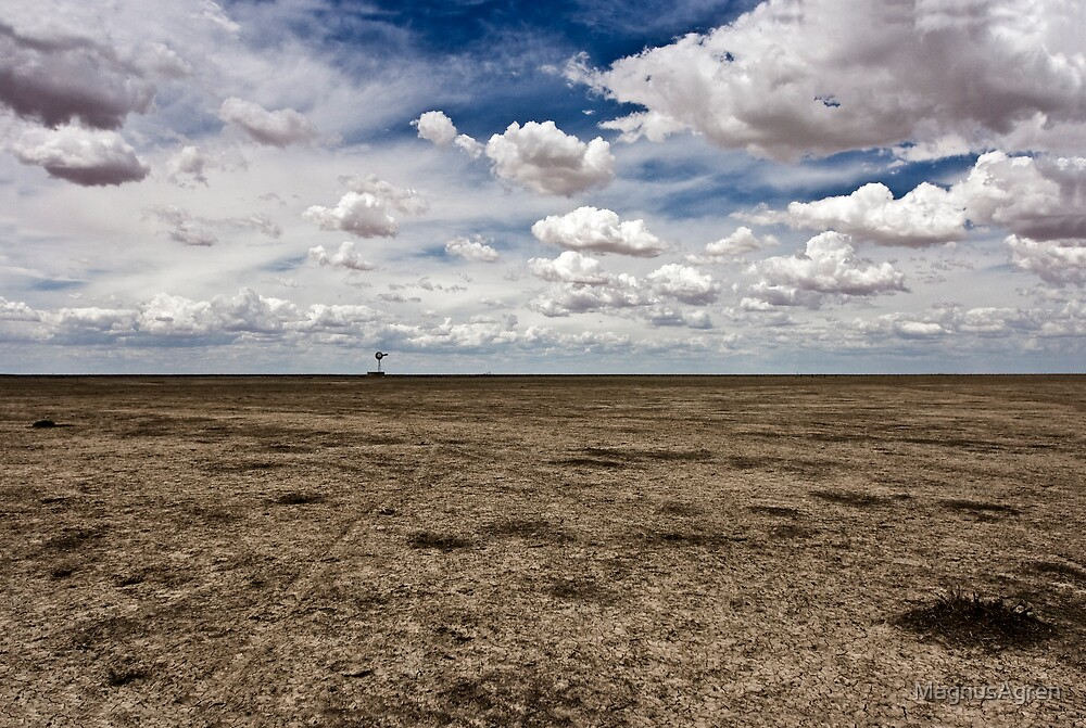 Barren lands by MagnusAgren