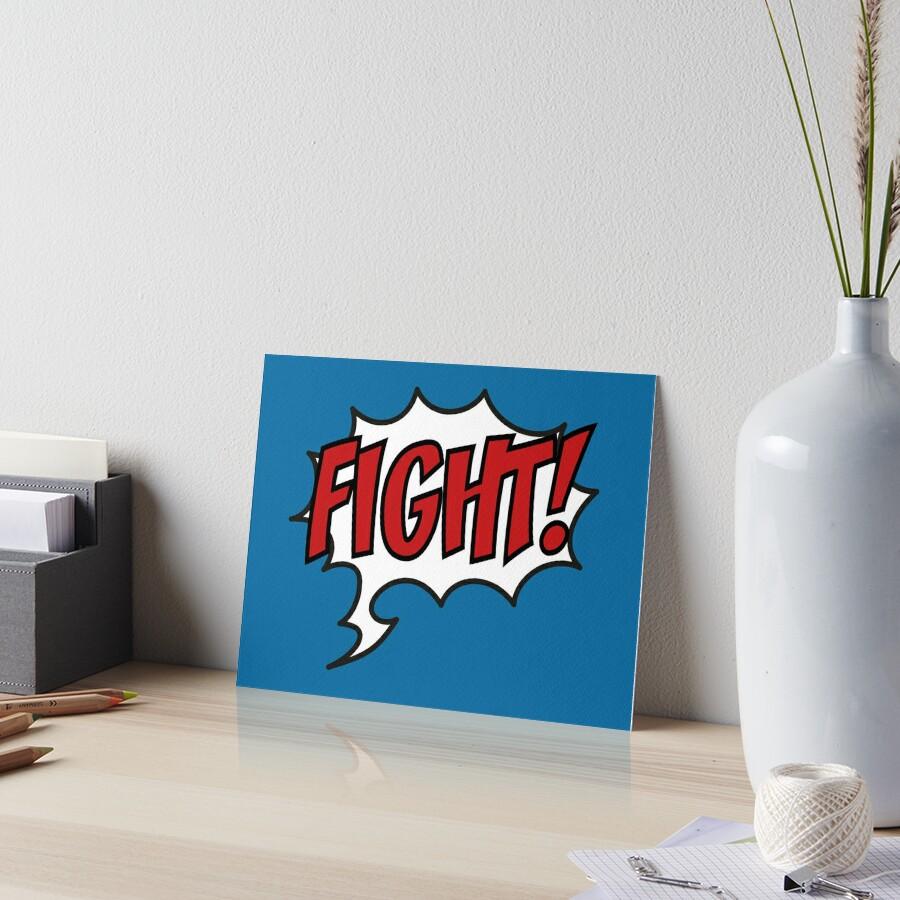 Fight! by Pferdefreundin
