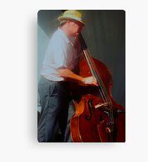 Musician Canvas Print