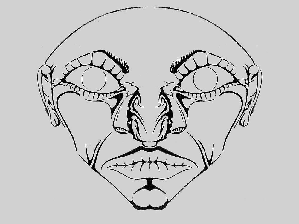 face by Dalton Sayre