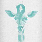 Giraffe 01 von froileinjuno